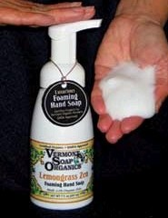 Picture of Lemongrass Foaming Hand Soap available at Great Spirit Store