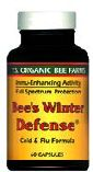 Picture of YS Organics Bee's Winter Defense 60 capsules available at Great Spirit Store